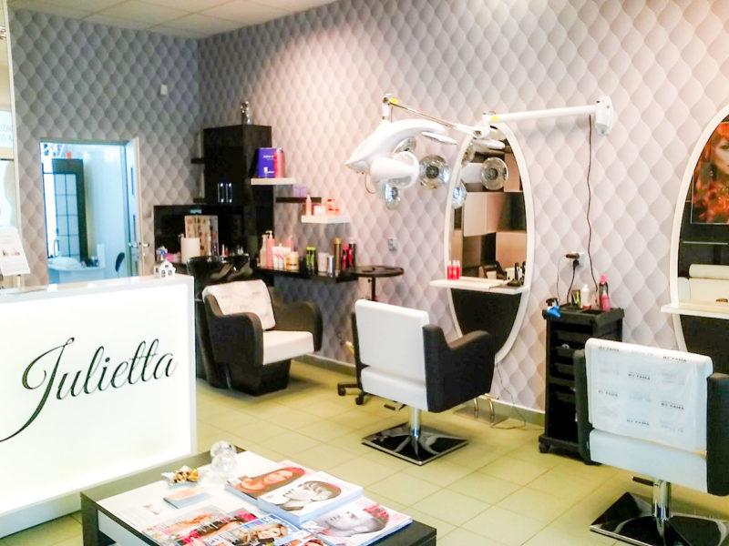 JULIETTA – Salon Urody